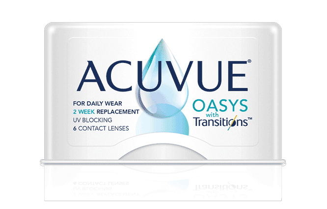 ACUVUE® with Transitions™
