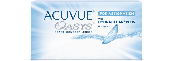box image of ACUVUE OASYS® for Astigmatism 2-Week