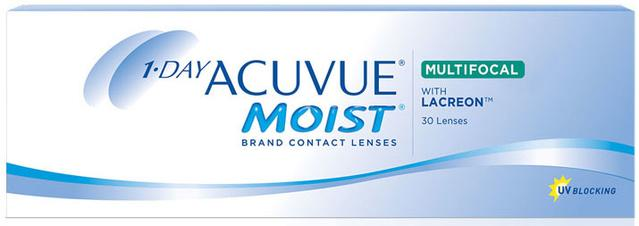 1-DAY ACUVUE® MOIST MULTIFOCAL product image
