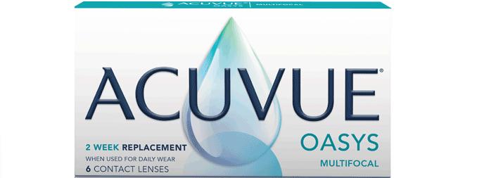 acuvue oasys multifocal packshot