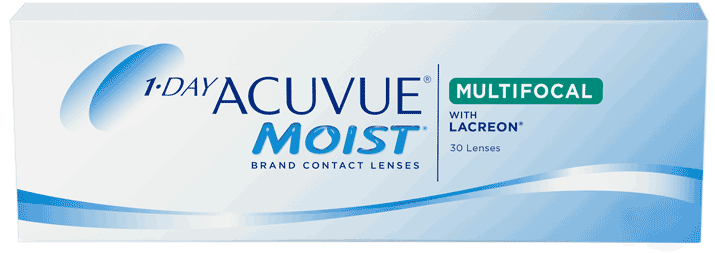 -DAY ACUVUE® MOIST Multifocal
