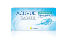 ACUVUE OASYS® 2-Week for Presbyopia (Multifocal)