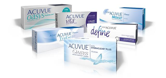 ACUVUE® brand products