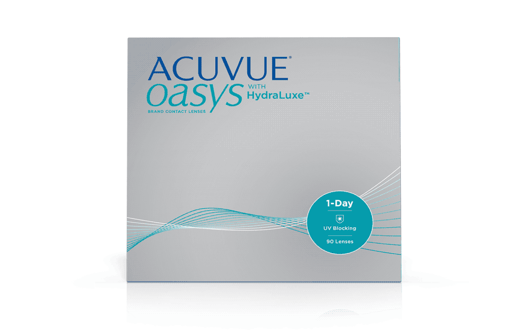 OASYS® 1-DAY with HydraLuxe™